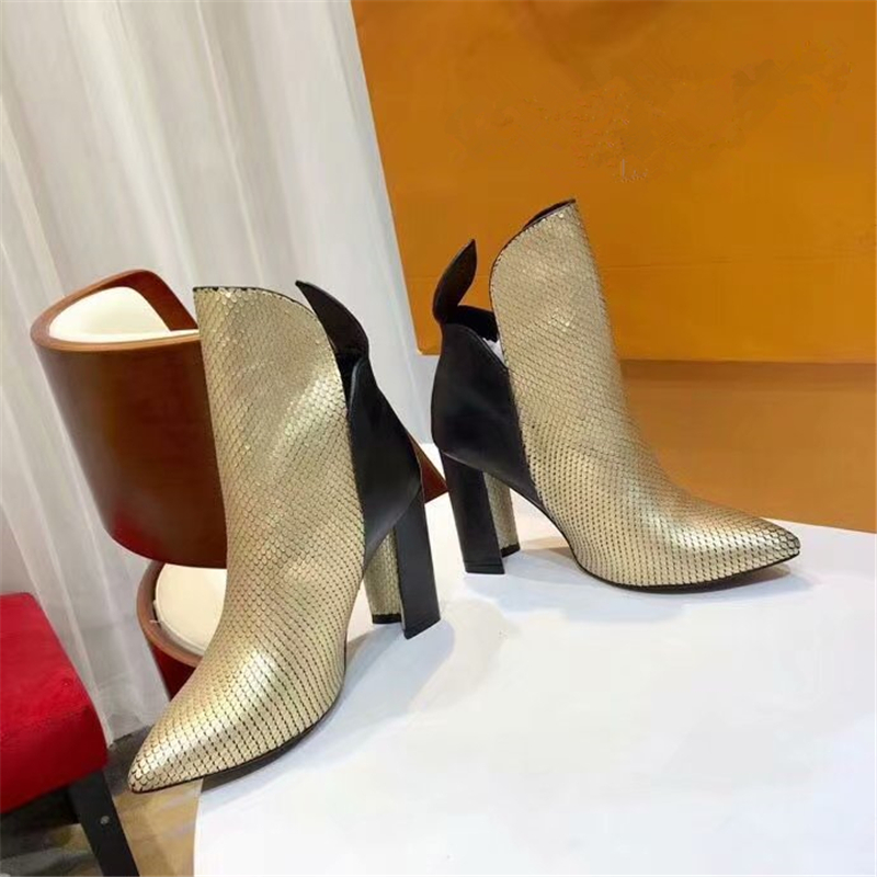 цена на New Luxury Brand Genuine Leather Women Ankle Boots High Heel Ankle Boots Suede Leather Women Boots Zip Short Boots Shoes Woman