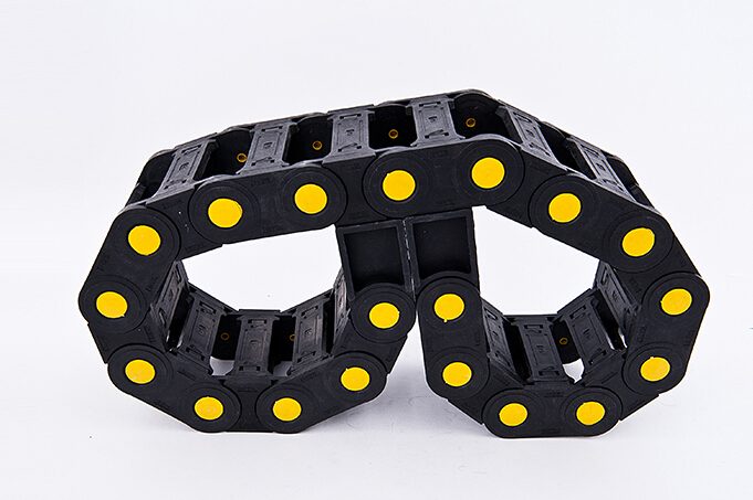 цена на 1 meter 35*100 Towline Enhanced Bridge-type Drag Chain with End Connectors for CNC Router Machine Tools