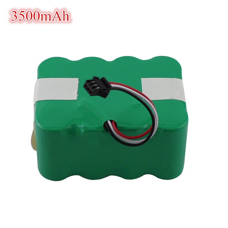 14.4v 3500mAh Ni-MH Vacuum Cleaner battery for KV8 Cleanna XR210 XR510 series XR210A XR210B XR210C XR510A S350 Z520 S530 Series 12v 3 0ah 3000mah ni mh battery for ryobi b 1230h b 1222h b 1220f2 b 1203f2 1400652 1400652b 1400670 cordless