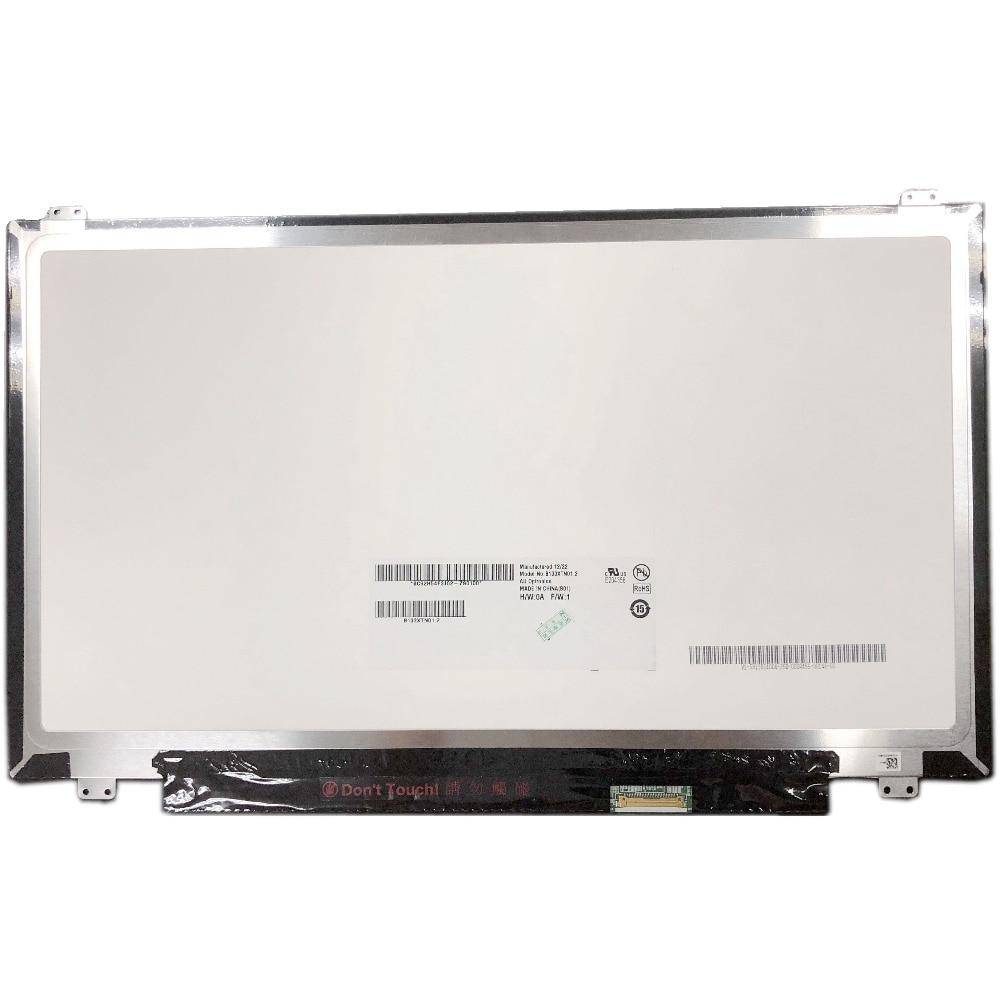 B133XTN01.2 fit N133BGE-EAB  B133XTN01.3 M133NWN1 R3 R4 30pin up+down Screw Holes LCD Laptop LED Display ScreenB133XTN01.2 fit N133BGE-EAB  B133XTN01.3 M133NWN1 R3 R4 30pin up+down Screw Holes LCD Laptop LED Display Screen