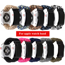 Camouflage watch bands for apple watch band 44mm&for apple watch 4 strap Bracelet for iWatch 1 2 3 38/42mm for apple watch 40mm marc saltzman apple watch for dummies