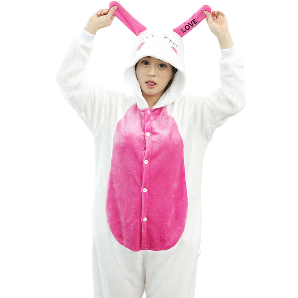 Online buy wholesale bunny rabbit pajamas from china bunny rabbit ...