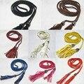 Mulheres moda Senhoras Cinto Elástico Skinny Cintura Cinto Cintos Mulheres Do Desenhador