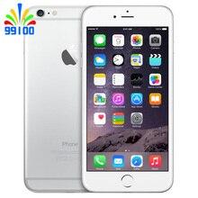 Б/у разблокированный Apple iphone 6 iphone 6 разблокированный 4,7 дюймов 16 Гб/64 Гб/128 ГБ доступно 3 цвета отпечаток пальца б/у телефон