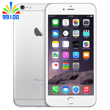 Original Unlocked Apple iPhone6 iphone 6  Dual Core 4.7inch 16GB64GB 3 Colors Available apple A8 CPU  IOS excellent conditions iphone 6