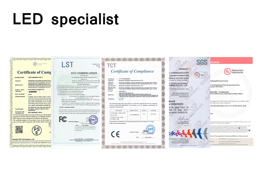 11 LED specialist