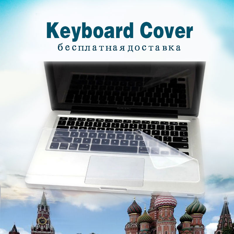 Waterproof Laptop Keyboard Protective Film Laptop Keyboard Cover for 15 17//12 14 Notebook Keyboard Cover Dustproof Film Silicone-for 12 to 14 Inch
