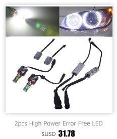 e82e46fe32bdd 30 سنتيمتر 15 المصابيح السيارات السيارات النارية قطاع مصباح 6000 ...