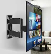 "NB DF400 Full Motion 32 52"" Flat Panel LED LCD Display TV Wall Mount Max.VESA 400*400mm Load 32kgs Monitor Holder Support Arm P4"