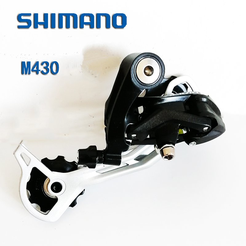 Cycling Bicycle Parts Sweet-Tempered Shimano Alivio M430 Rd-m430 Bicycle Rear Derailleur 9s Mtb Bike Rear Derailleur For Alivio Attractive And Durable