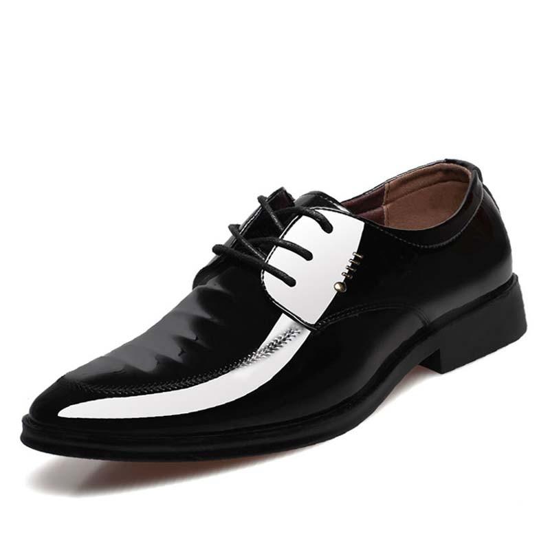 DBTX Men Dress Shoes Sliop on Man