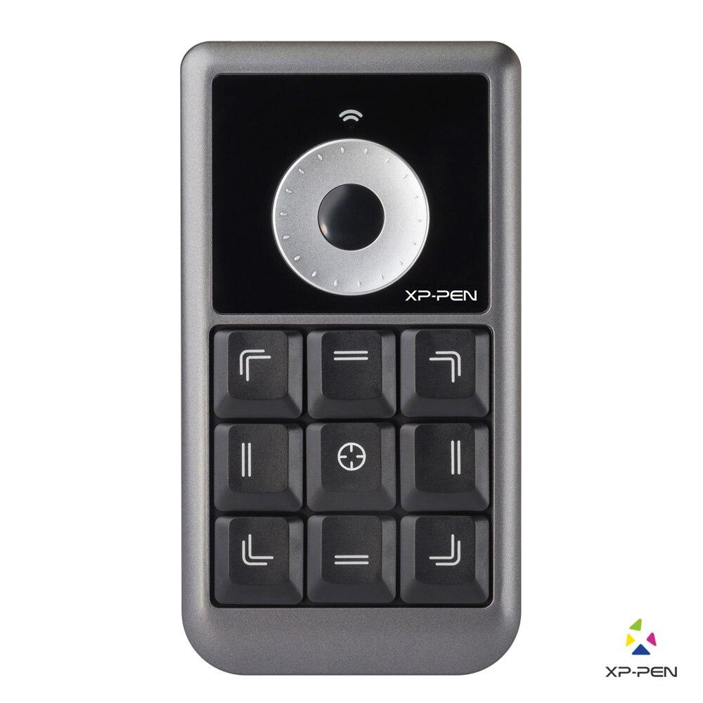 XP-Stylo AC19 Raccourci À Distance Express Touches Clavier pour Dessin Affichage et Dessin Tablet