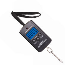 Lcd-Scale Hanging-Hook-Scale Fishing-Luggage Travel-Weighting Digital Mini Electronic