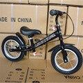 Atividade crianças Moto Scooter de Equilíbrio Criança Produto Andador de Scooter 2-6 anos de idade Do Bebê Sem Pedal Crianças de Condução de Bicicleta Luge