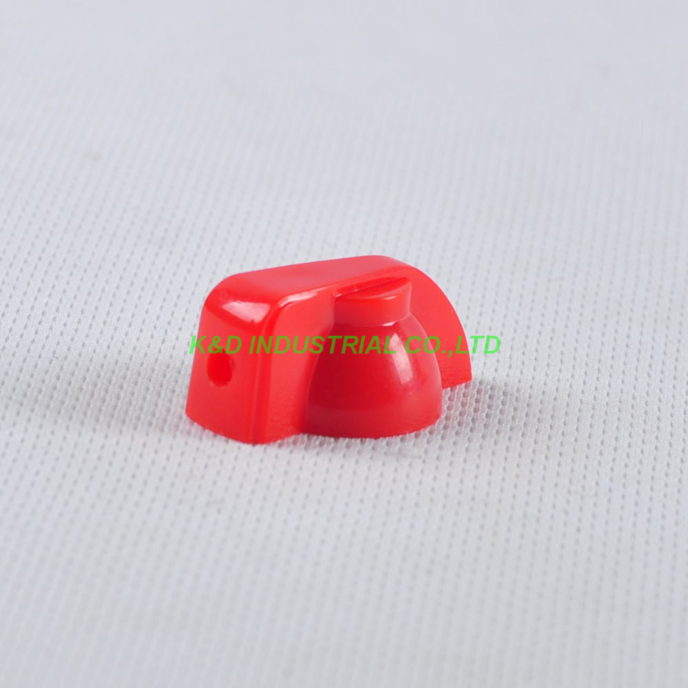 10pcs Colorful Rotary Volume Red Control Vintage Plastic Knob 32x14mm for 6 35mm Shaft in Smart Power Socket Plug from Consumer Electronics