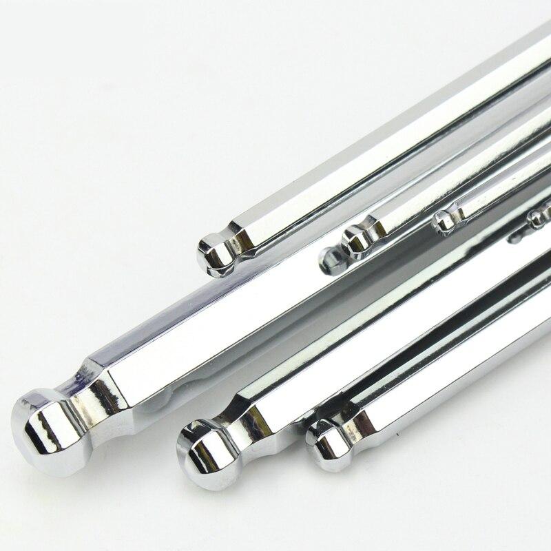 LAOA di buona qualità 9 pezzi chiave esagonale S2 chiave a brugola - Utensili manuali - Fotografia 2