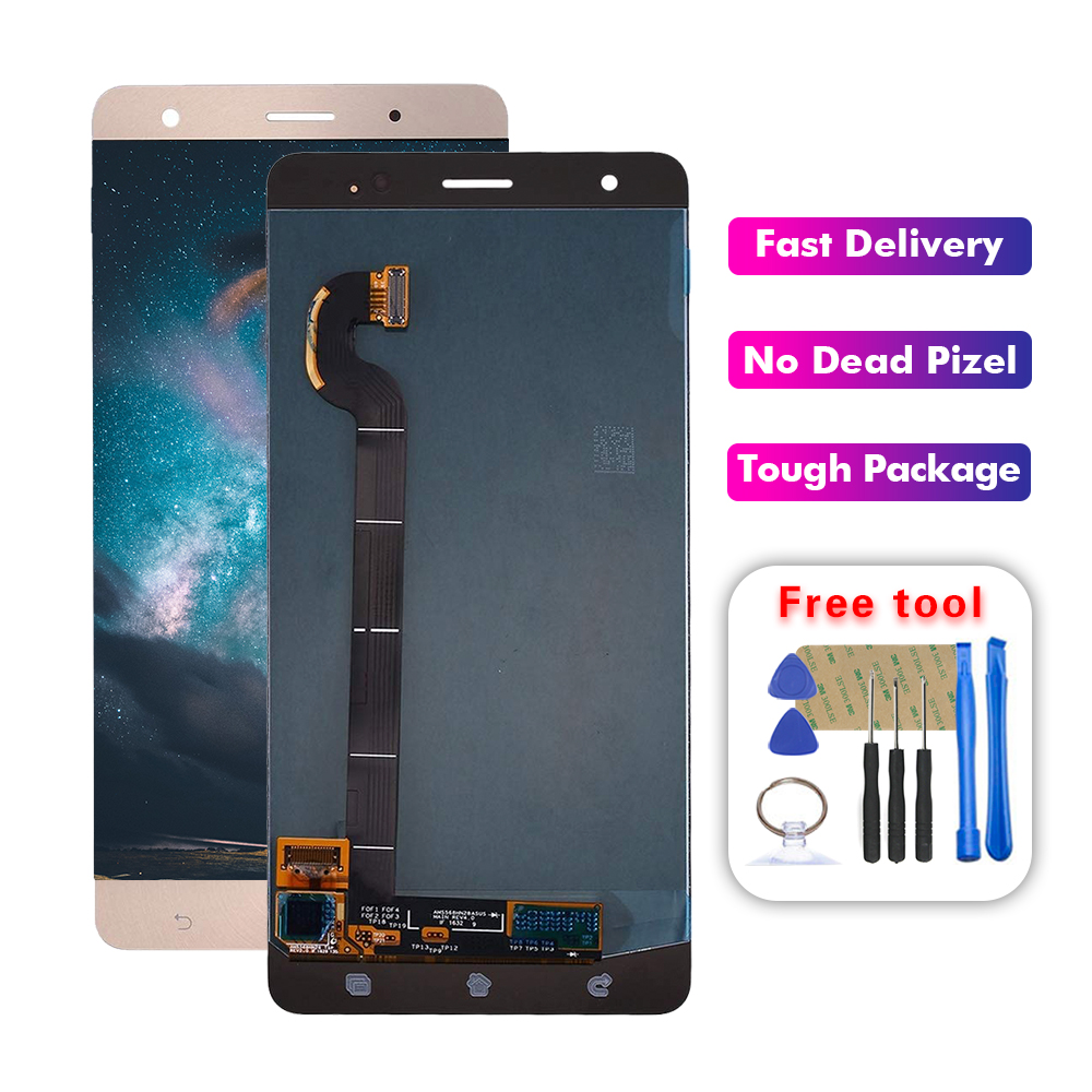 """5.7"""" LCD Display For ASUS Zenfone 3 Deluxe ZS570KL Z016D ZS550KL Z01FD LCD Display Touch Screen Replacement"""