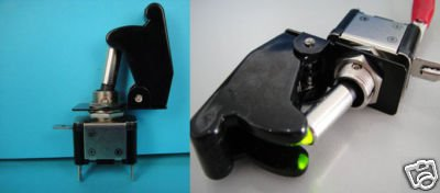 Защитный чехол с откидной крышкой+ нитросный переключатель с подсветкой GBK