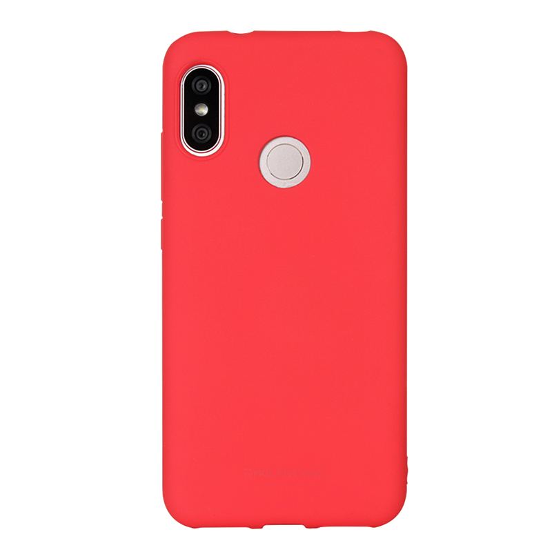 Blackmix Silicone Phone Case For Redmi 6 Pro  Redmi A2 lite Official Cover For Xiaomi Cases For Redmi A2 lite Retail Box (2)
