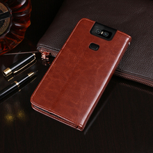 цена на For Asus ZenFone 6 Case Wallet Flip Business Leather Capa Phone Case for Asus ZenFone 6 ZS630KL Cover Coque Accessories