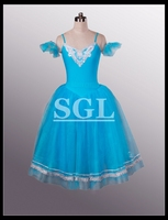 Free Shipping Adult Pink Long Dress For Sale Romantic Tutus Children Ballet Tutu Dress Leotard Tutu