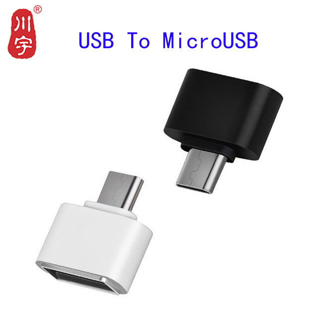 Kawau Micro USB Adapter USB to MicroUSB Adapter Cable Converter for Pendrive USB Flash Drive to Phone Mouse Keyboard OTG A