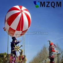 Рекламные шары на заказ надувной Гелиевый шар ПВХ, надувной воздушный шар неба для события(4 м) dirigible