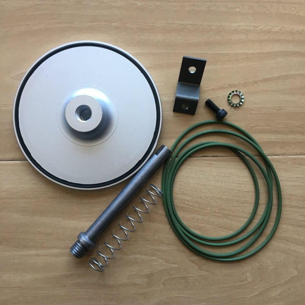 2901030200 pièces de rechange de Kit de Service de Valve de déchargeur pour le remplacement de compresseur d'air de vis d'atlas Copco GA90KW