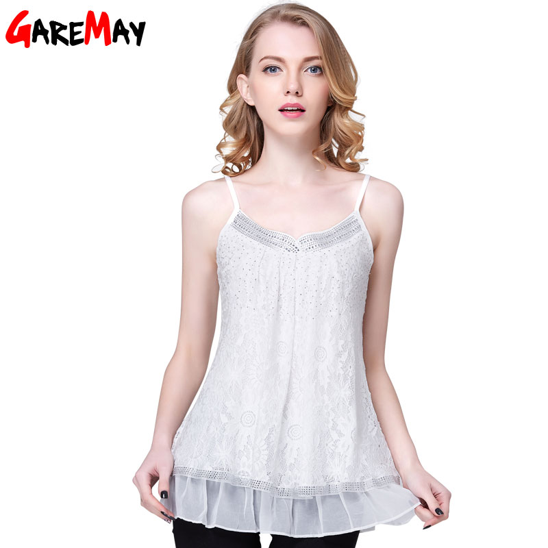 Rack jackets tops 2017 women lace cami fashion for sizes