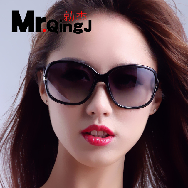 Sunglasses female 2013 glasses women's vintage sunglasses large frame sunglasses