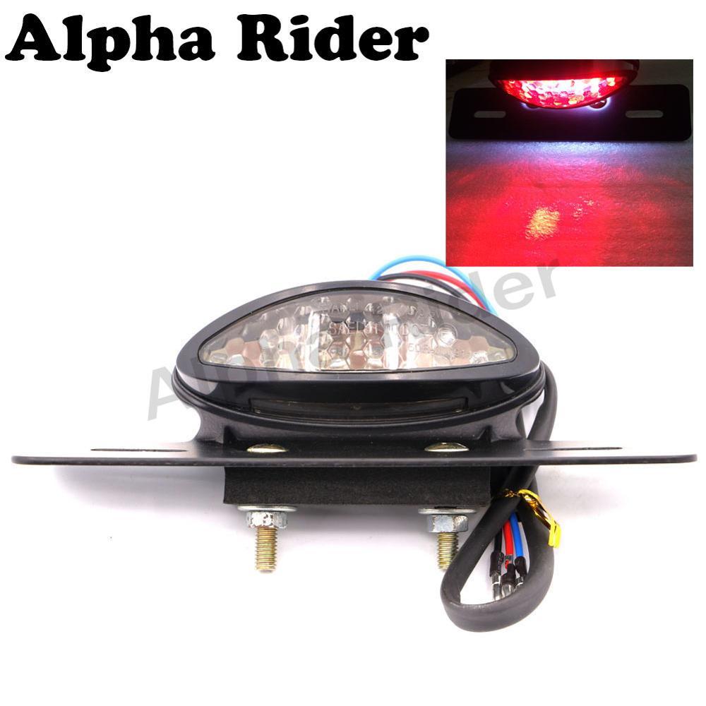 LED Motorcycle Rear Brake...