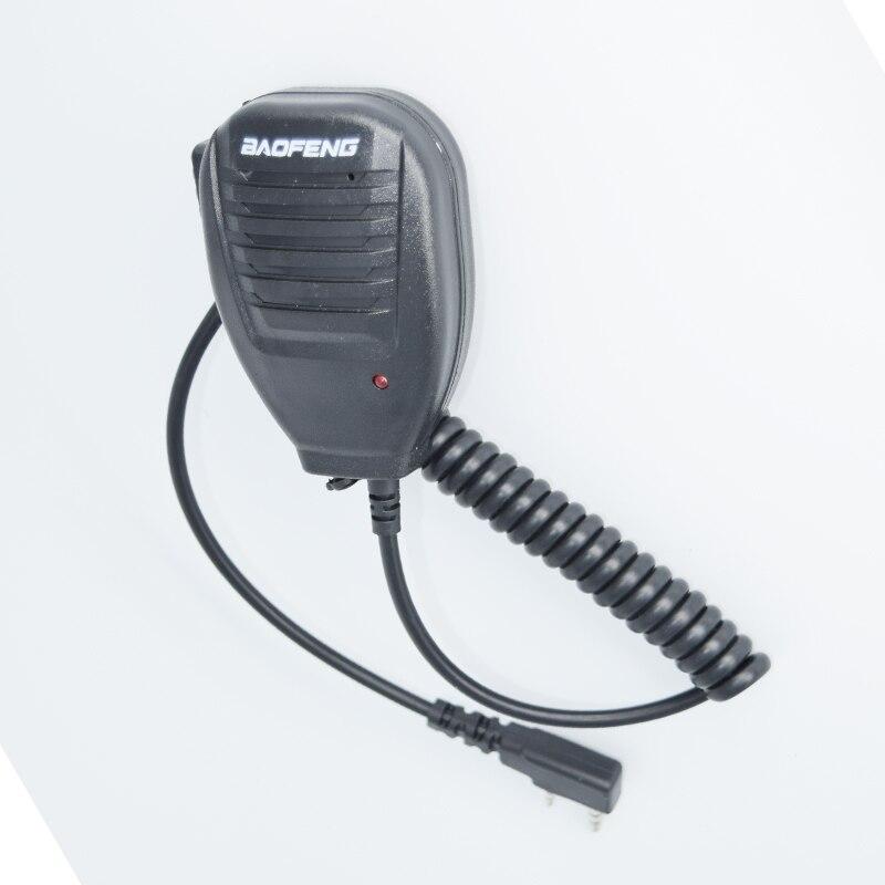 bilder für Baofeng walkie talkie Handheld Mikrofon Lautsprecher MIC für UV-5R UV 5RE Plus UV-B5 BF-888S UV-82