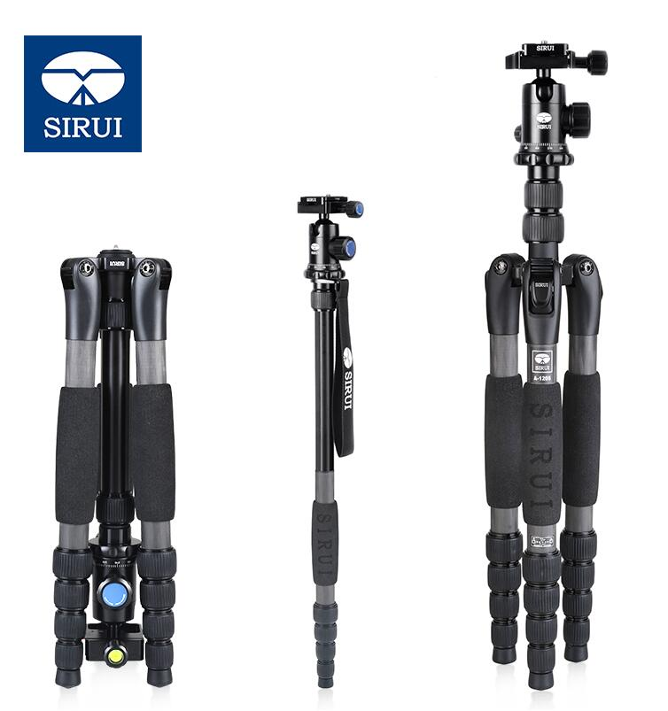 Sirui A1205 y11 tripod carbon fiber portable professional ultra light SLR photography travel camera PTZ
