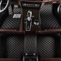HLFNTF индивидуальные автомобильные коврики для Subaru все модели FORESTER XV OUTBACK LEGACY Tribeca автомобиль аксессуары для автомобиля Стайлинг автомобильн