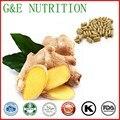 Cápsula 500 mg x 400 pcs Top grad Gengibre com frete grátis, 10:1