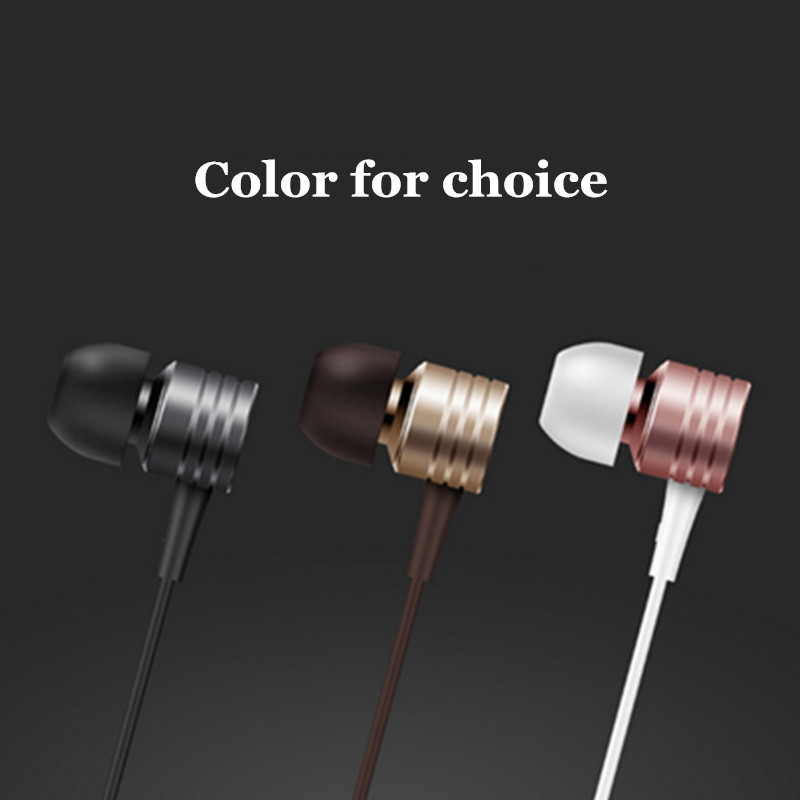 100% Original 1More Earphone For Xiaomi Piston 2 3 Stereo In-Ear Headset 1 More Earphone With Mic Classic Engraved 1more Earbuds