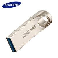 Samsung USB Flash Drive 64 ГБ 32 ГБ 128 ГБ USB3.0 металлическая ручка привода Крошечный Pendrive Flash Memory Stick cle USB устройства хранения U диска