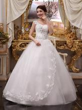 wedding dress with detachable train fishtail red Wedding 2013 the bride princess