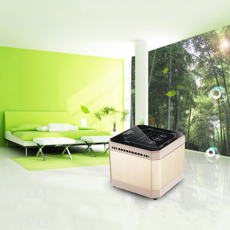Air Purifier In Addition To Formaldehyde Defogging Purifying Second-hand Smoke Smoking Machine Home Bedroom Small Smart Portable