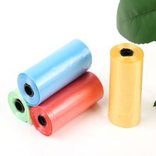 100 Rolls 1500 Pcs Dog Bag Poop Waste Pets Goods Degradable Pet Plastic Bags cat cleaning supplies