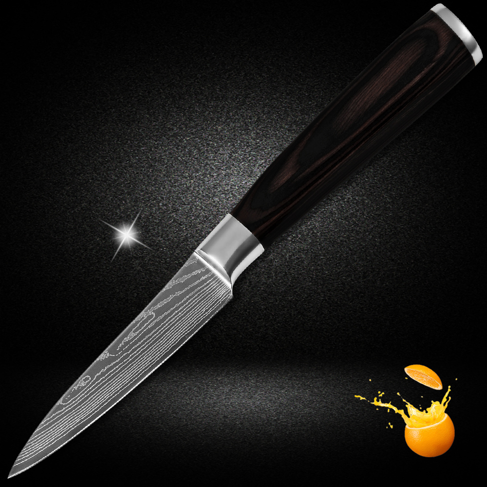 Best Paring Knife: Top Selling Paring Knife 3.5 Inch Kitchen Knives 7CR17