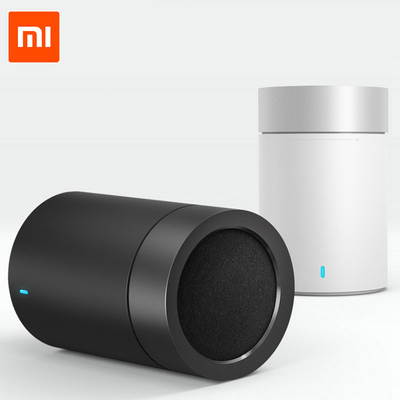 Original Xiaomi Mi Smart Bluetooth 4.1 Speaker Wireless Speakers Portable Cannon 2 Rotation Control sound for iphone Android MP3