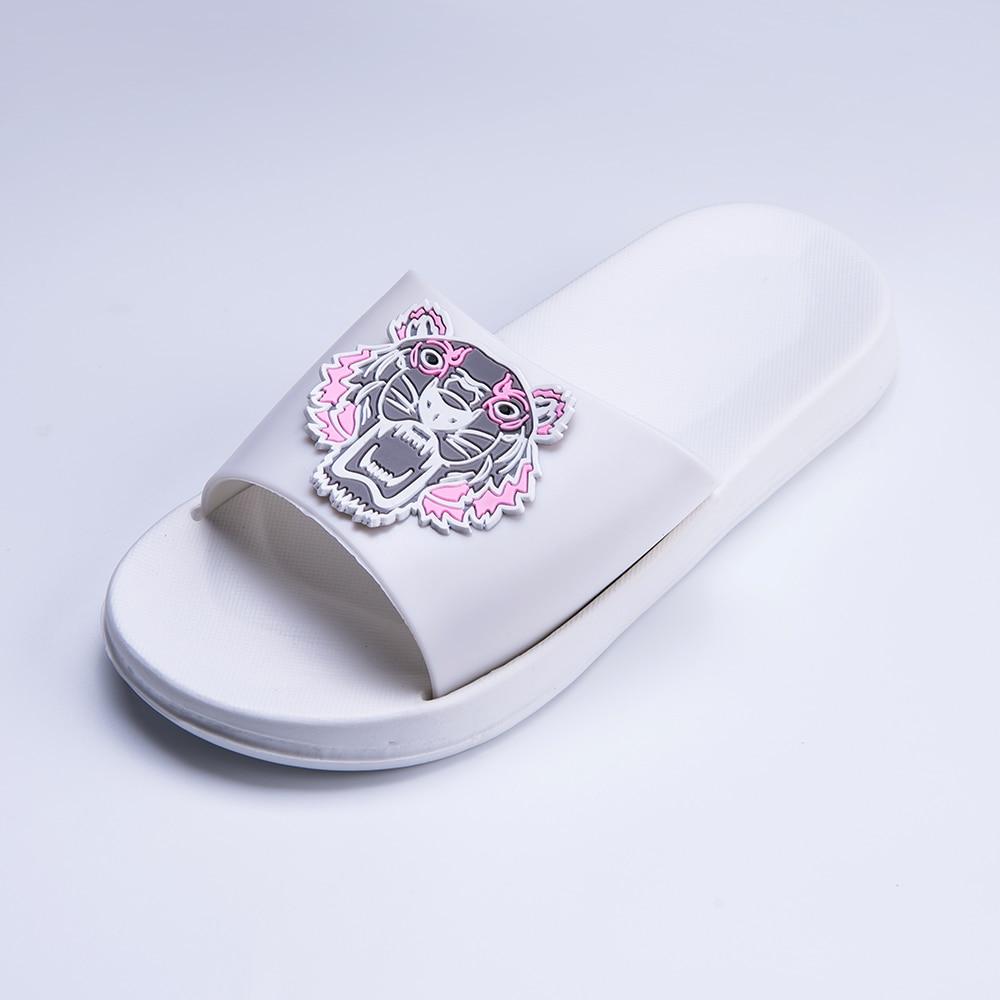 Fshion zapatillas mujeres antideslizantes Zapatillas de gran tamaño - Zapatos de mujer