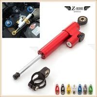 Motorcycle Adjustable Accessories Damper Stabilizer Damper Steering For BMW HP2 SPORT K1200R K1200R SPORT K1200S K1300 S/R/GT
