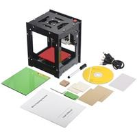 USB Laser DIY Gravur Maschine 1000 mW Automatische CNC Holz Router Laser Cutter Drucker Stecher|Holzfräsemaschinen|   -