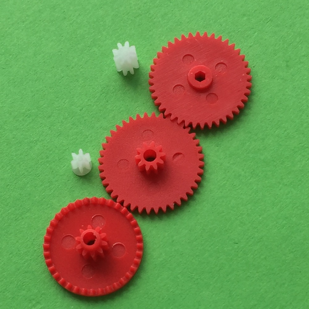1suit J224Y 0.4 Module Multi Kinds Of Gears DIY Gear Package Science And Technology Making