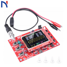 DSO138 2.4 TFT Pocket-size Digital Oscilloscope Kit DIY Parts Handheld Acrylic DIY Case Cover Shell for DSO138 2 4 dso150 digital oscilloscope with protection box shell case cover tft probe allicator chip for arduino oscilloscope diy kit