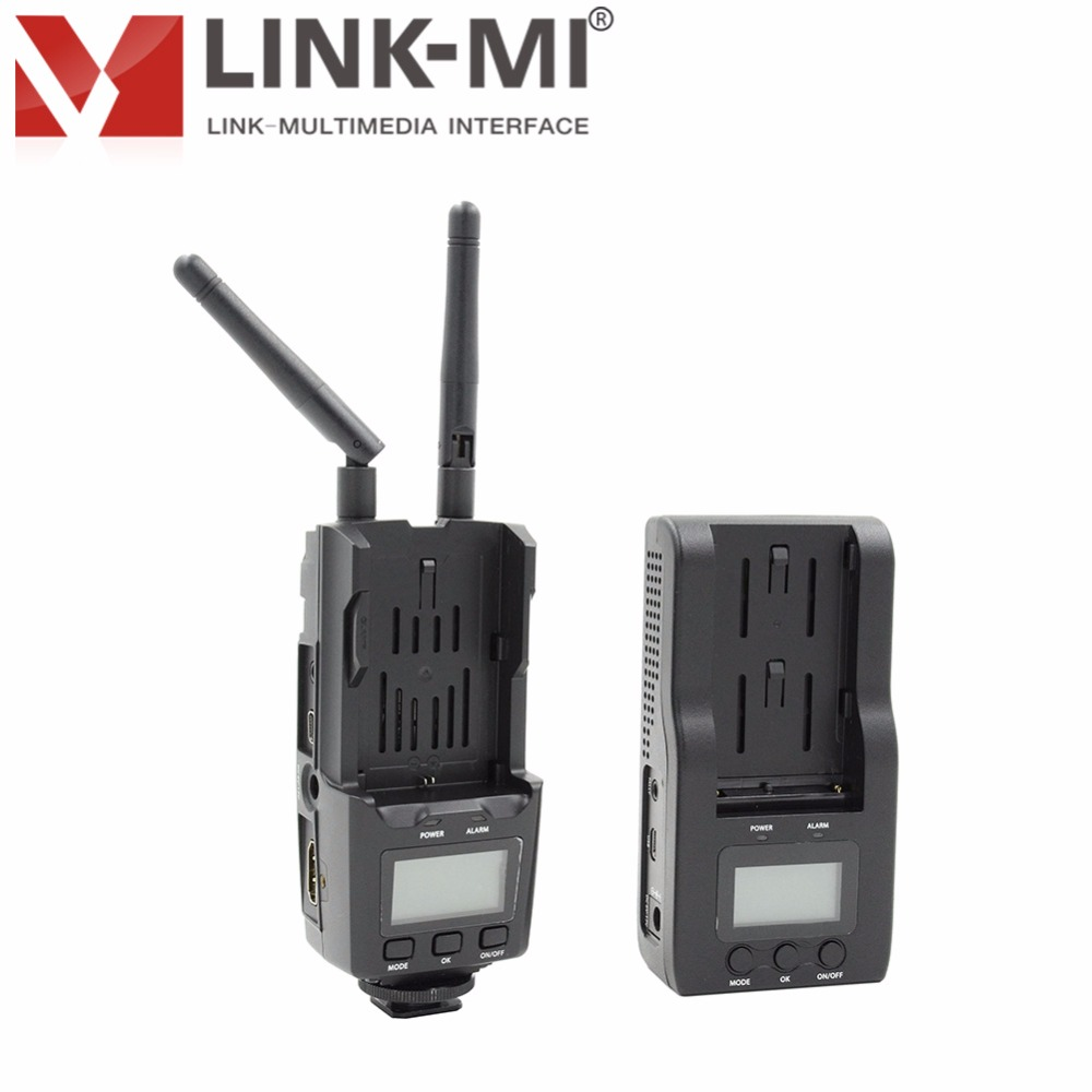 LINK-MI LM-WHD100C 100 m 5 GHz 1080p 3D HDMI Wireless HD Video - Heim-Audio und Video - Foto 2