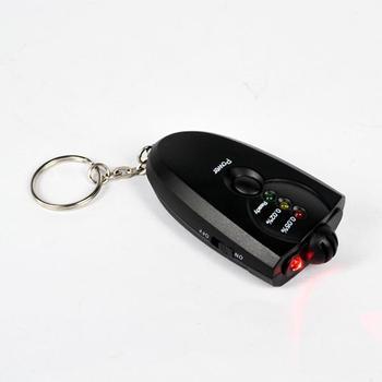 Black Digital AD09 Professional Alcohol Test Detector