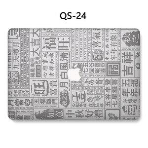 Image 2 - Neue Fasion Für Notebook MacBook Laptop Fall Hülse Abdeckung Für MacBook Air Pro Retina 11 12 13 15 13,3 15,4 zoll Tablet Taschen Torba